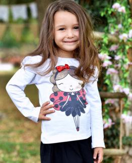 https://funnybunnykids.bg/wp-content/uploads/2017/08/33949.jpg, Елегантна блуза за момиче, с дълъг ръкав