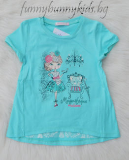 блуза с къс ръкав за момиче в цвят мента САЛИ с апликация на госпожица copy https://funnybunnykids.bg/wp-content/uploads/2018/03/блуза-с-къс-ръкав-за-момиче-в-цвят-мента-САЛИ-с-апликация-на-госпожица-copy.jpg