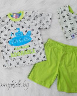 https://funnybunnykids.bg/wp-content/uploads/2018/03/летен-комплект-за-бебе-момче-в-сиво-и-зелено-тениска-къси-панталони-съни-кидс-copy.jpg летен комплект за бебе момче в сиво и зелено тениска къси панталони съни кидс copy