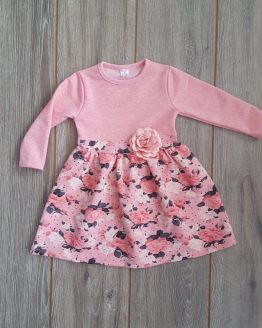 https://funnybunnykids.bg/wp-content/uploads/2019/01/50966642_615807405520567_1538490030257864704_o.jpg детска бебешка рокля за бебе и момиче с дълъг ръкав зимна есенна пролетна рокля