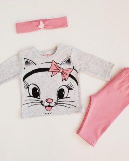 https://funnybunnykids.bg/wp-content/uploads/2019/02/50067434_599169937162361_3379032478944591872_n.jpg детски комплект за бебе момиче с коте котето мари
