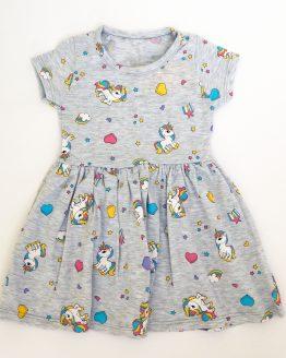 https://funnybunnykids.bg/wp-content/uploads/2019/03/лятна-детска-рокля-с-еднорози-къс-ръкав.jpg лятна детска рокля с еднорози къс ръкав