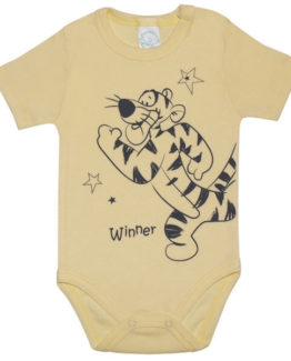 https://funnybunnykids.bg/wp-content/uploads/2019/04/55465048_647738628994111_1073350702803189760_n.jpg бебешко боди с къс ръкав за бебе момче и момиче с тигър