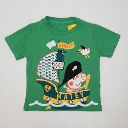 детска тениска пепа пиг джордж момче