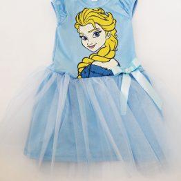 лятна рокля Елза от замръзналото кралство Frozen