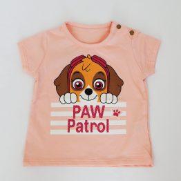 тениска с пес патрул скай за момиче