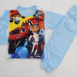детска пижама с дълъг ръкав Пламъчко blaze